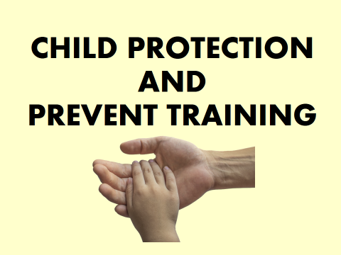 Child Protection and Prevent Staff Meeting – INSET, Training, Safeguarding