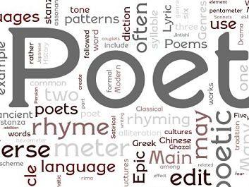 Revise structural poetic techniques