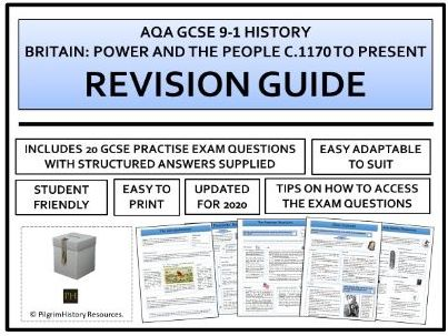 Power and the People Revision Guide