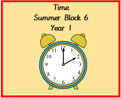 Time resources to support Summer Block 6, Year 1
