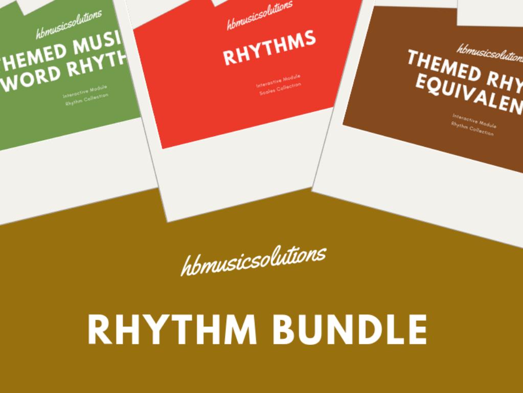 Musical Rhythm Interactive Games Bundle