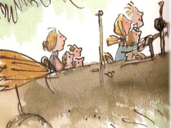 Boy by Roald Dahl. KS3 English. Year 7