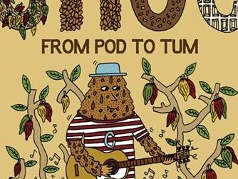 CHOC: From Pod to Tum, an illustrated book about Chocolate with resource pack