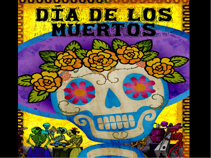 El Día de los Muertos - The Day of the Dead - KS3 - KS4