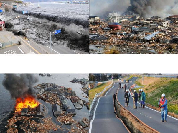 Edexcel Geography B KS4 SOW - Tectonic Hazards: Lesson Seven - Japan Earthquake, 2011