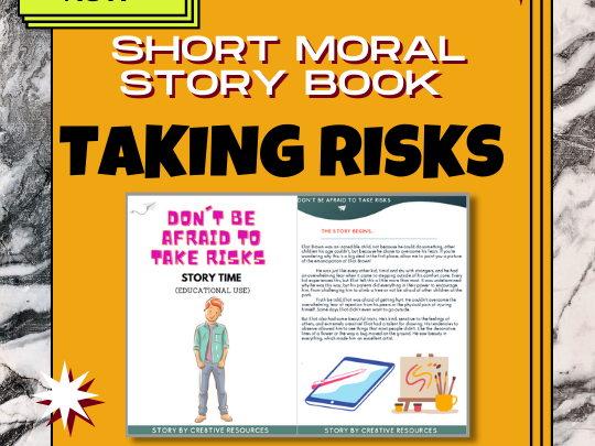 Taking Risks Short Story