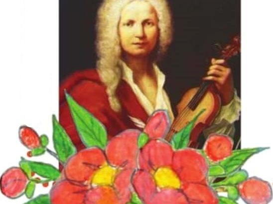 Vivaldi's Spring 1; Simple ideas to work with movement in the classroom