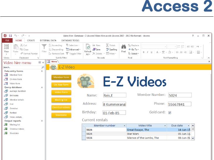 Access 2013 2