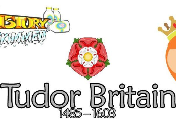Tudor Britain (5/11)