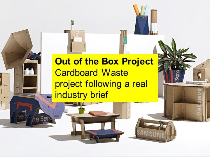 Out of the Box Project Industry Brief