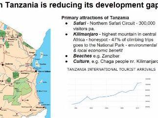 AQA GCSE Tourism in Tanzania