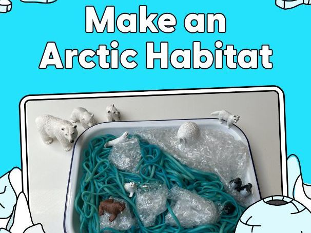 Activity - Make an Arctic Habitat