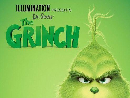 The Grinch Movie 2018