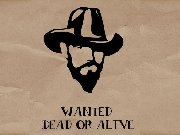 Creative Writing: Wanted, Dead or Alive