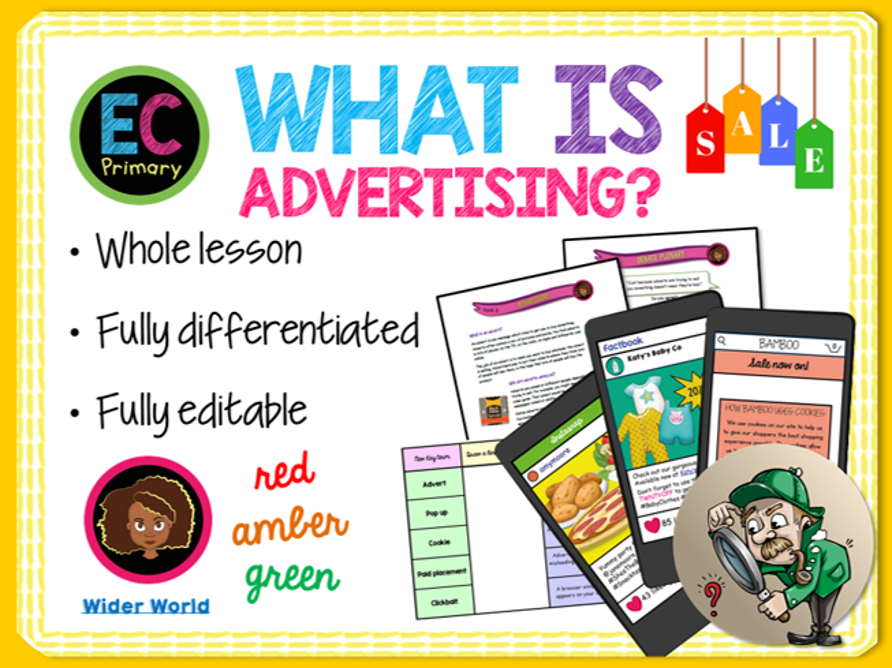 Advertising - Media Awareness