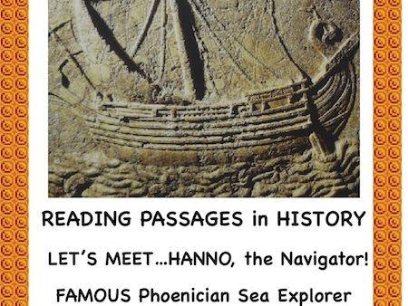 Hanno: Ancient Phoenician Sea Explorer!(Reading Activity)