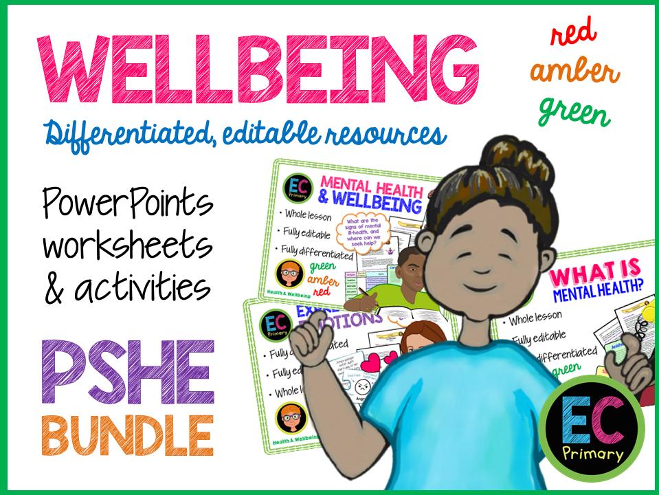 Wellbeing PSHE