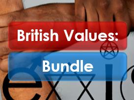 Citizenship/PSHE: British Values Bundle