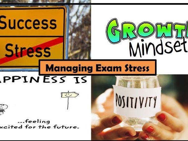 Managing Exam Stress