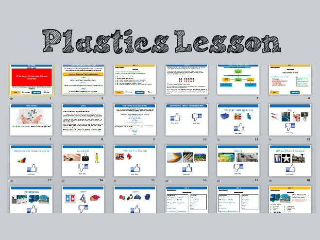 Introduction to Plastics