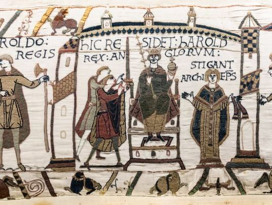 AQA GCSE History: Normans - Lesson 2&3 - Conflict and Chaos
