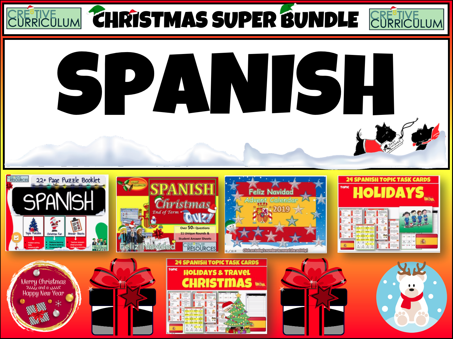 Spanish Christmas MFL
