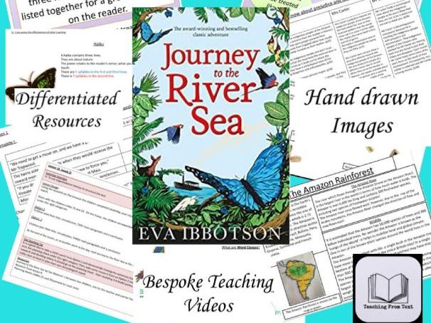Amazon: Journey to the River Sea English Planning UKS2 Week 1