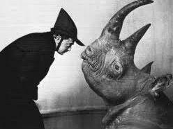 Cahier de lecture Rhinoceros, Ionesco.