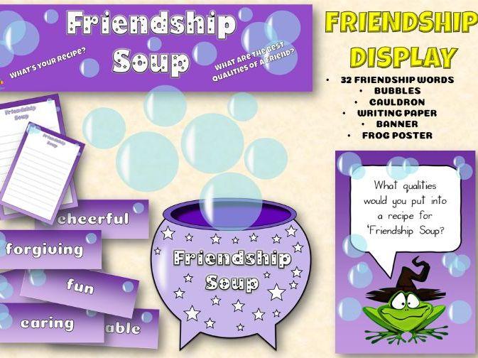 Friendship Display