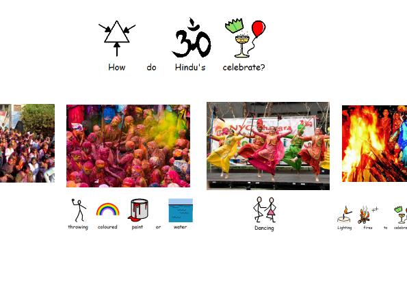 Hindu festivals powerpoint SEN