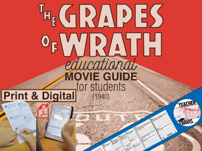 The Grapes of Wrath Movie Guide (1940)