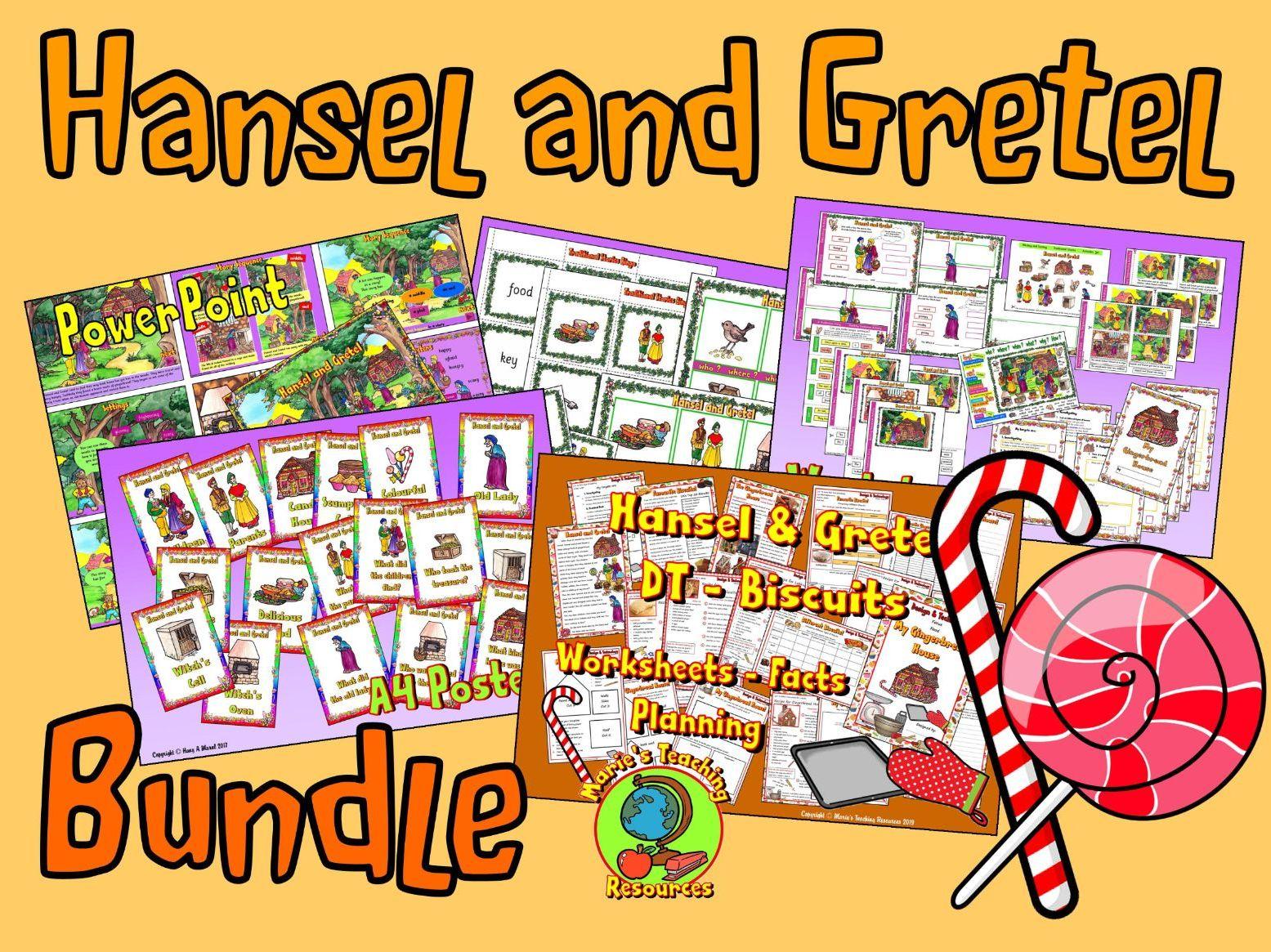 Hansel and Gretel Bundle