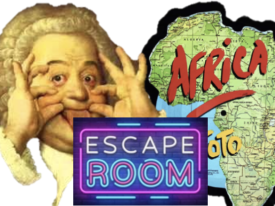 Africa (Toto) + Badinerie (Bach) - Escape room GCSE Music Eduqas Revision activity