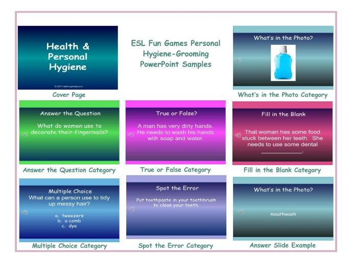Personal Hygiene-Grooming PowerPoint