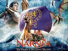 The Chronicles of Narnia- The Voyage of the Dawn Treader  worksheet with Key