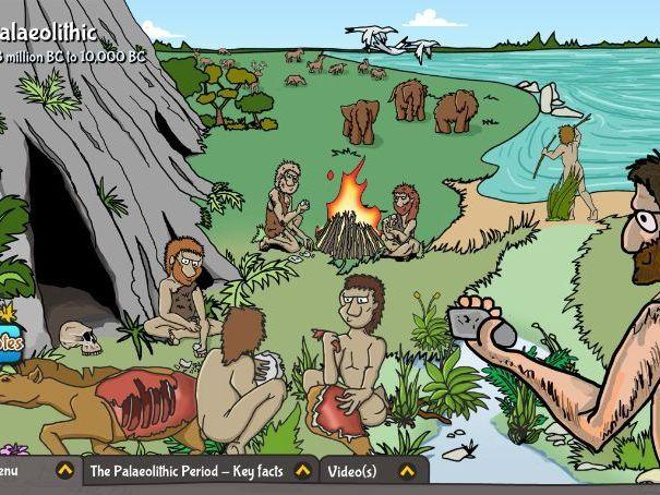 Full version Palaeolithic