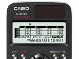 Casio Classwiz Video Guide Quadratic Inequalities