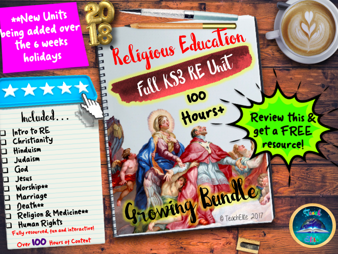 KS3 RE: Religious Education