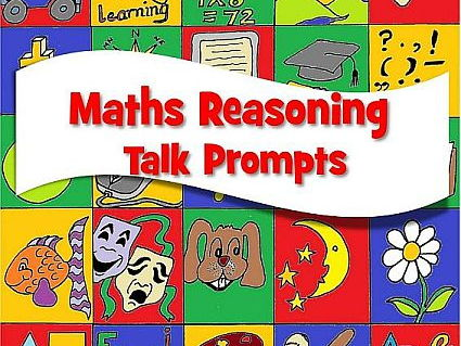 Maths Reasoning Prompt Cards