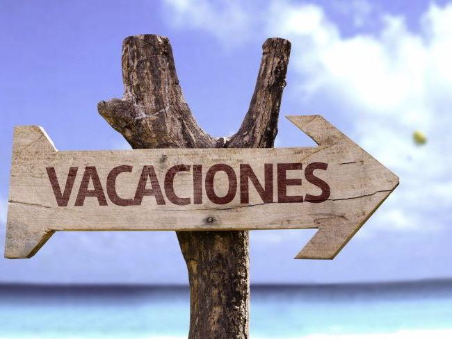 Spanish KS3 Holidays