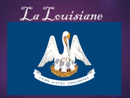 Eve est allée en Louisiane - CI / TPRS French beginner/intermed passé composé