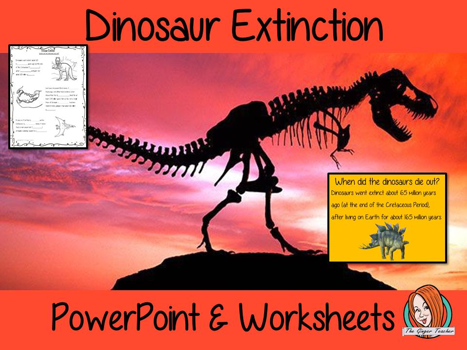 Dinosaur Extinction Lesson
