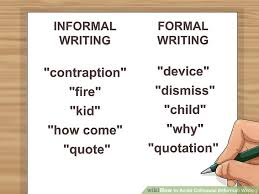 Interesting Formal Letter Writing Lesson