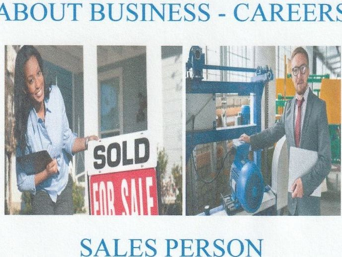 PPP About Business-Careers-Sales Person