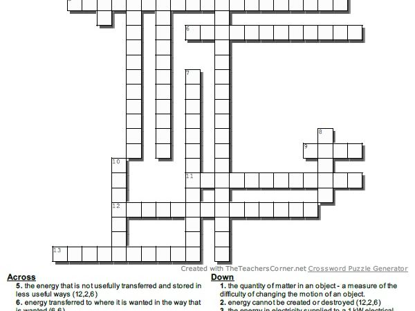 Aqa gcse science triple all science crosswords by sjriches aqa gcse science triple all science crosswords by sjriches teaching resources tes ccuart Images
