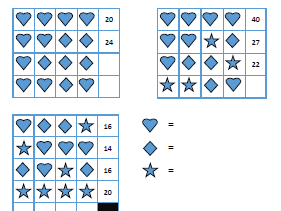 PictoPuzzle - Maths - Problem Solving Starter / Settler activity