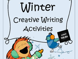Winter Creative Writing Activities