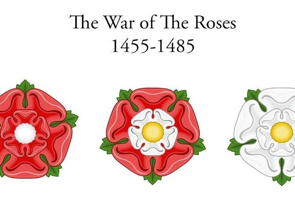 *Updated* The War of the Roses, 1485, Tudor Dynasty and Sixteenth Century Europe
