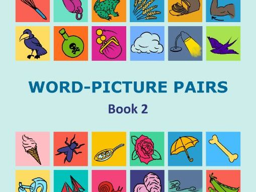 Word-Picture Pairs -Long Vowels