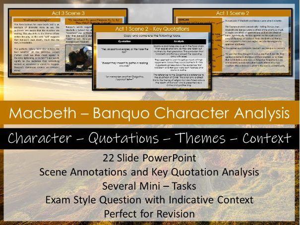 Macbeth - Banquo